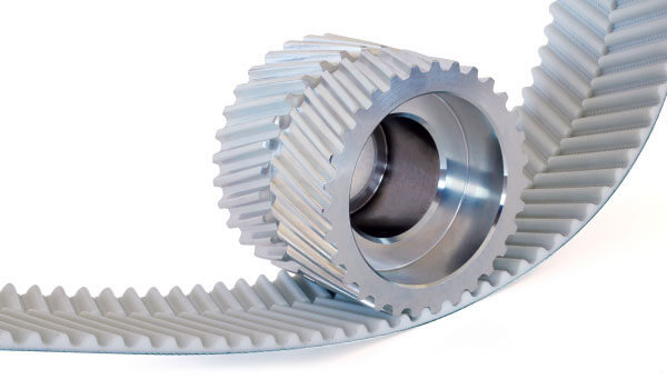 Polyurethane belt drives