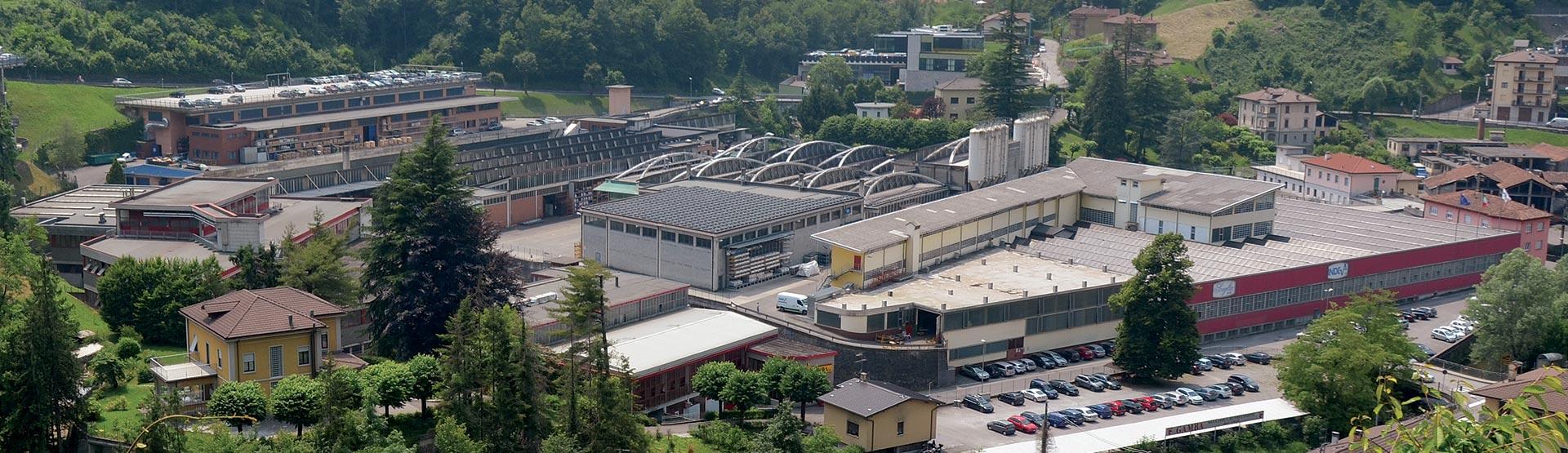 Manufacturing plant - Val Brembilla (BG)